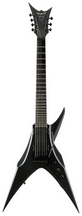 Электрогитара DBZ Bird Of Prey 7-String Matt Black
