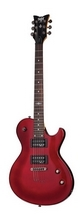 SCHECTER SGR SOLO-6 M RED