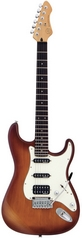 Электрогитара VGS RoadCruiser VST-110 Select Faded Tobacco Burst