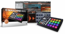 MIDI контроллер Native Instruments Maschine Mikro MkII Wht