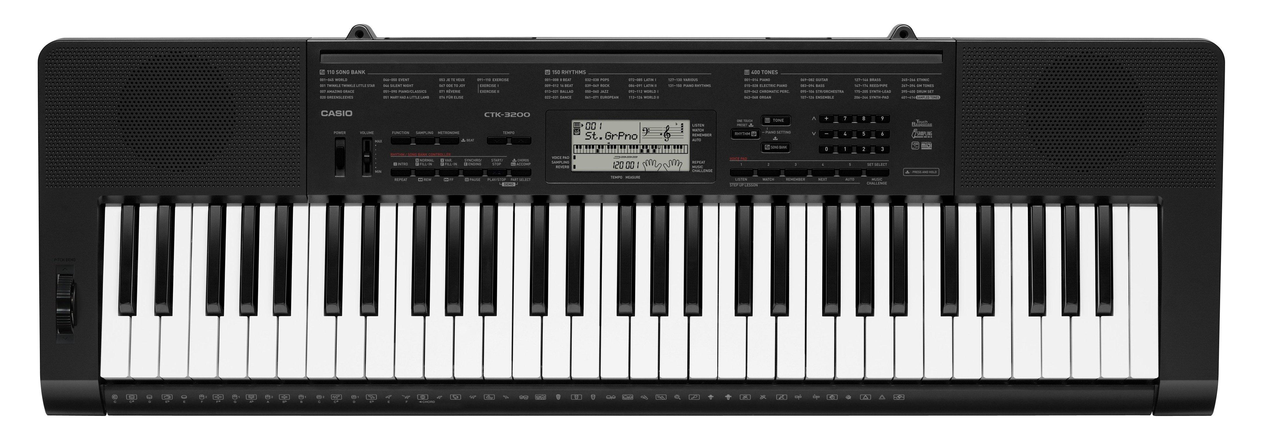 инструкция на синтезатор casio lk-200s