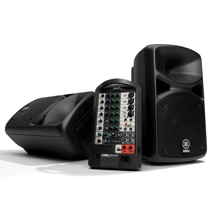 Звуковое оборудование Yamaha