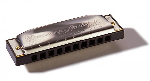 Hohner Special 20 (Marine Band)