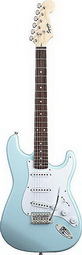 Электрогитара FENDER SQUIER Bullet With Trem, RW, Daphne Blue