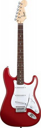 Электрогитара FENDER SQUIER BULLET With TREM, RW, FIESTA RED