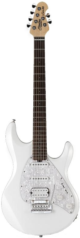 Электрогитара Sterling by MusicMan SILO30WH