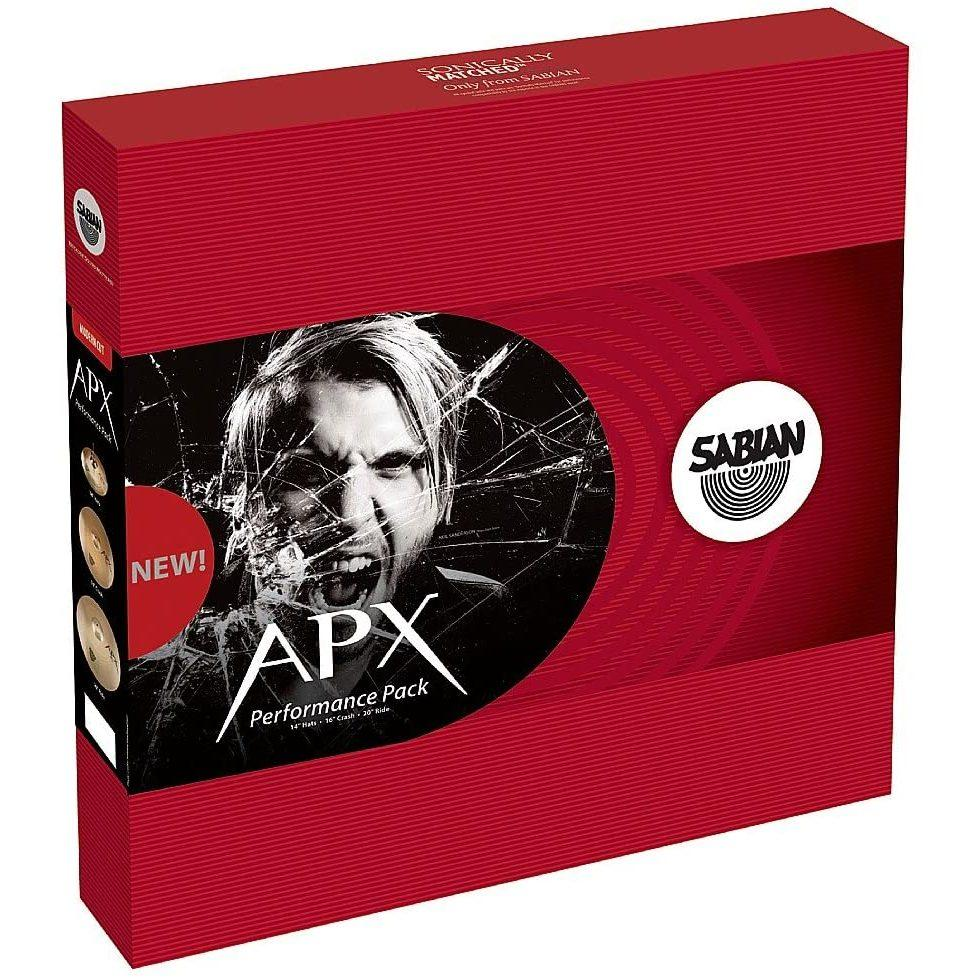 Комплект тарелок SABIAN AP003 Performance Set