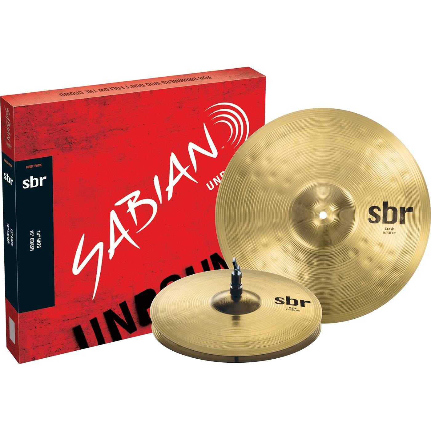 Комплект тарелок SABIAN SBR5001 First Pack