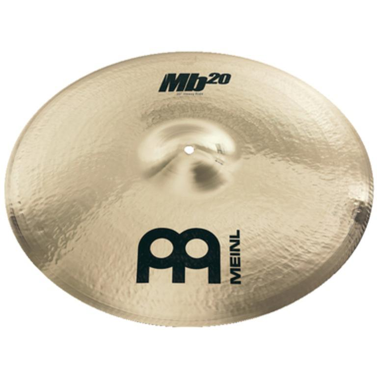 Тарелка MEINL MB20-20MHR-B Medium Heavy Ride 20