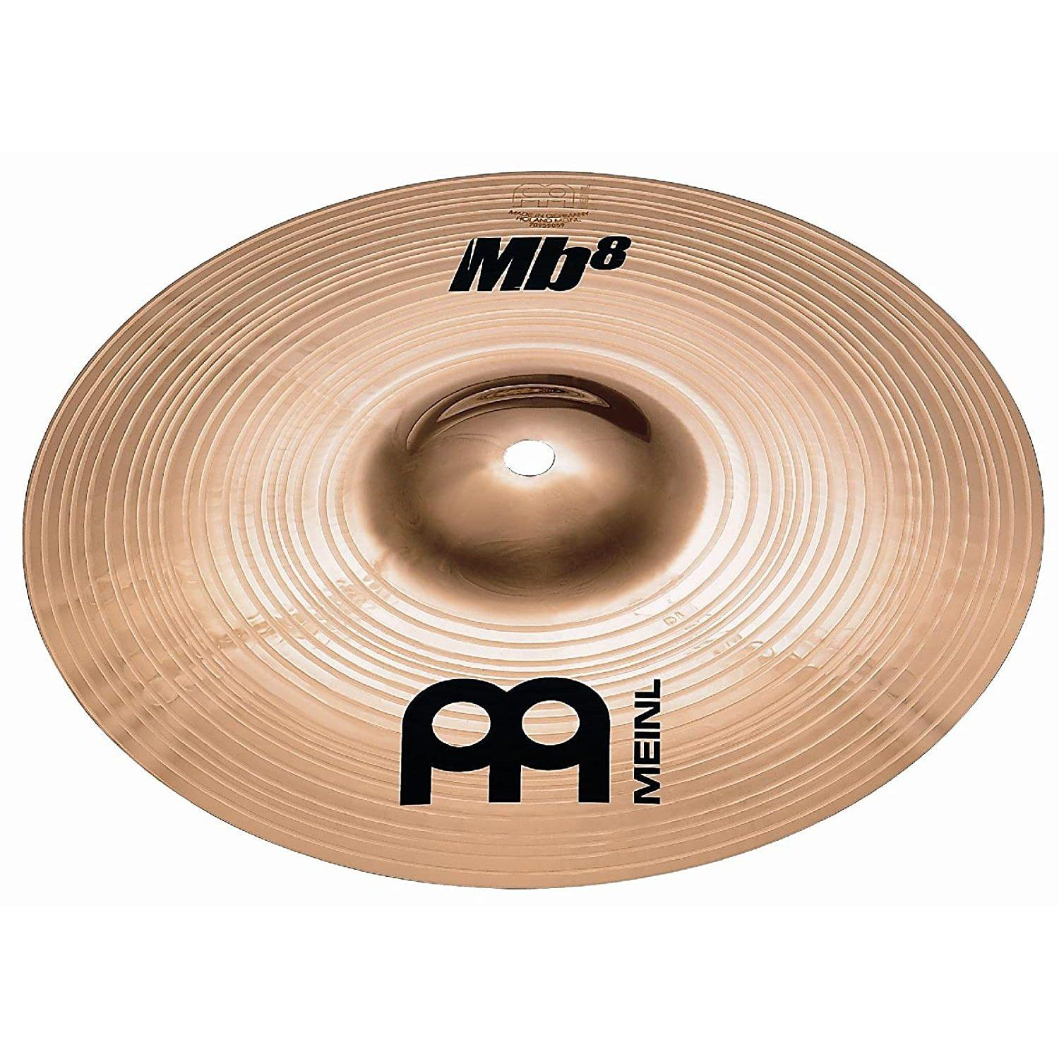 Тарелка MEINL MB8-10S-B Splash 10