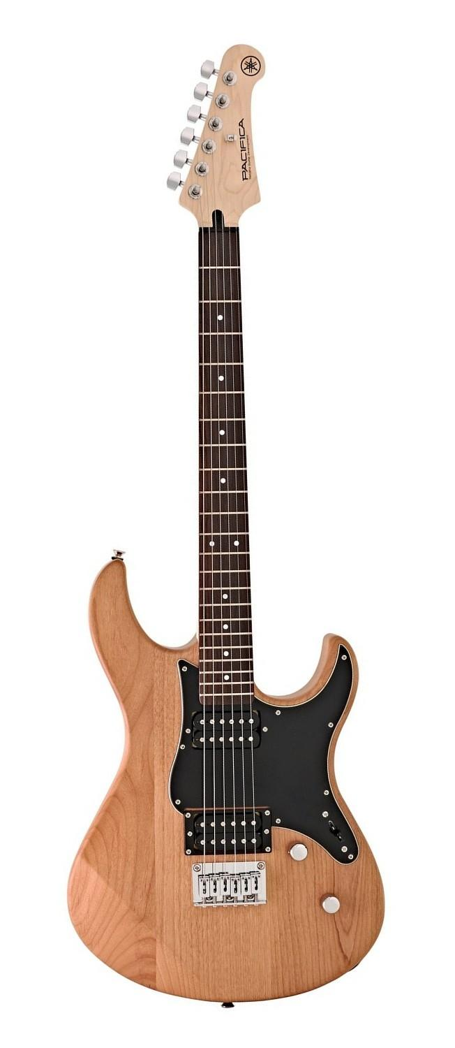 Электрогитара Yamaha PACIFICA120H YELLOW NATURAL STAIN
