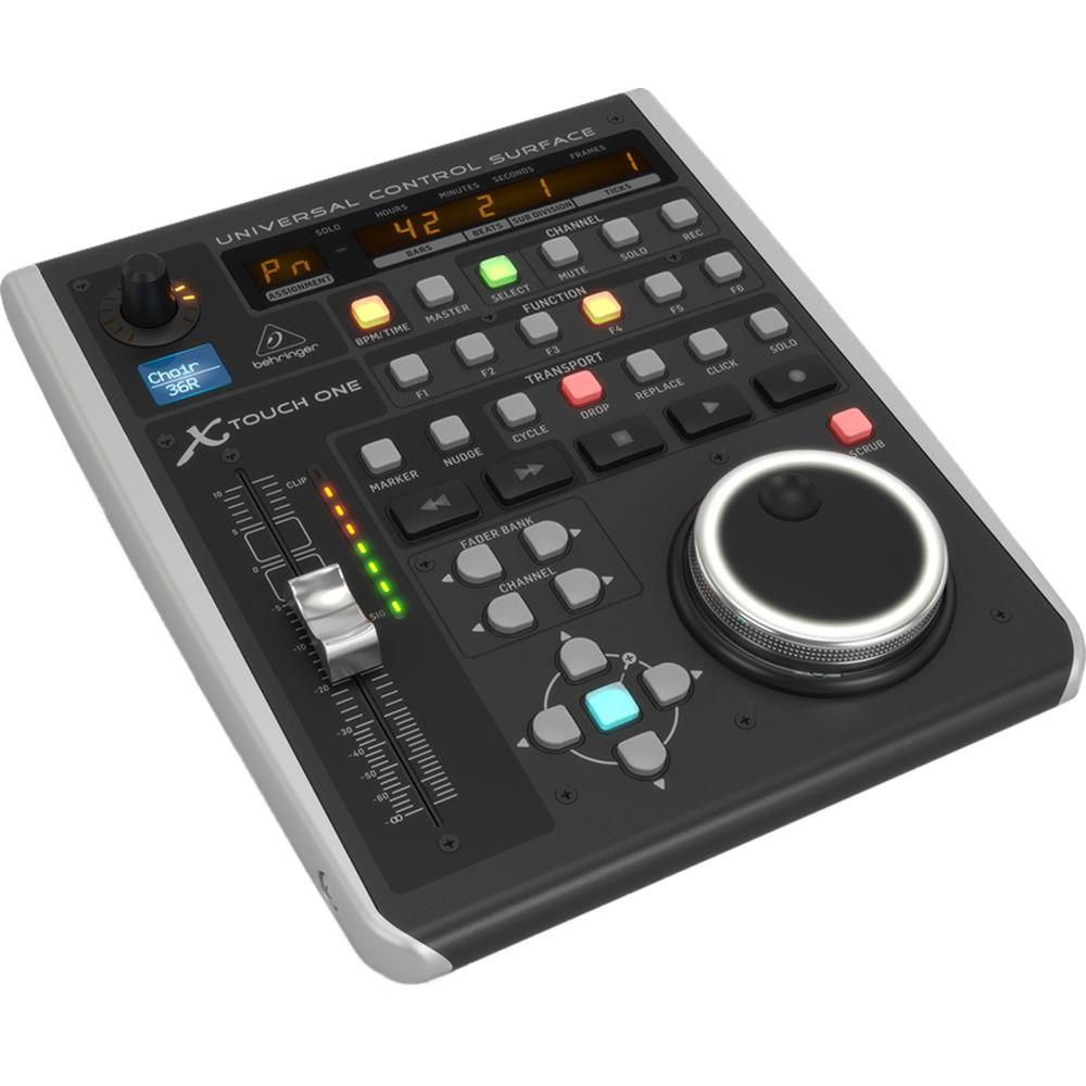 DAW-контроллер Behringer X-TOUCH-ONE