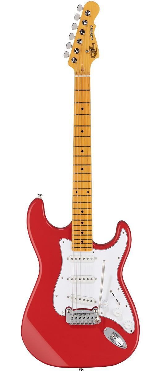 Электрогитара G&L Tribute Legacy Fullerton Red MP