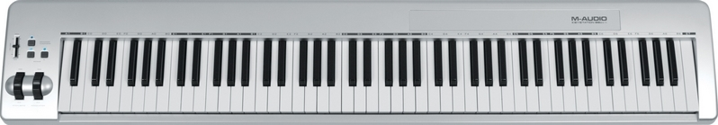 MIDI клавиатура M-Audio Keystation 88es USB MIDI Keyboard