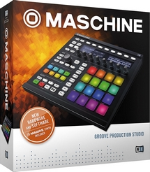 MIDI контроллер Native Instruments Maschine MkII Blk