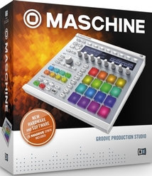 MIDI контроллер Native Instruments Maschine MkII Wht