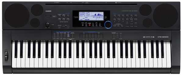 Синтезатор CASIO CTK-6000