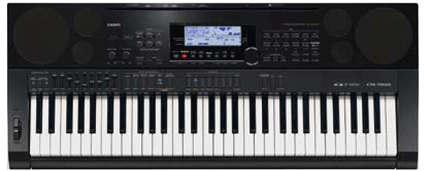 Синтезатор CASIO CTK-7000