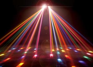 свет оборудование для дискотеки